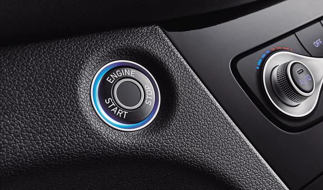 智能型SUV  试驾北京现代第四代胜达