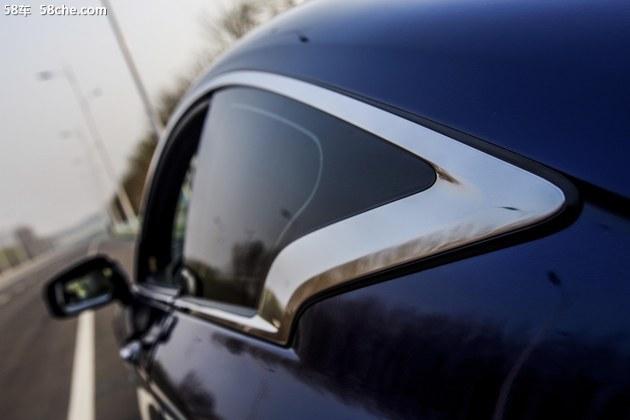 更高颜值的换壳奔驰C 体验英菲尼迪Q60