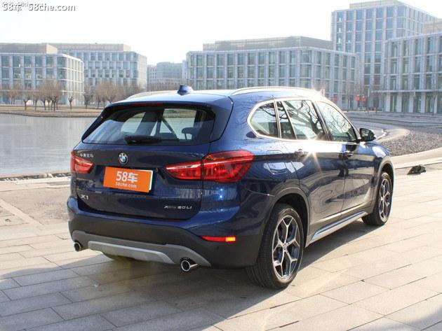 20多万买豪华品牌SUV 宝马X1价值不值得选?