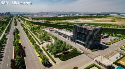 千亿车企风潮 长城首创汽车工厂马拉松
