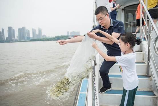 南京中升之宝守护江豚之旅活动圆满落幕