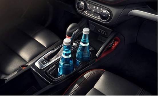 雪佛兰全新SUV创界RS专属内饰设计公布