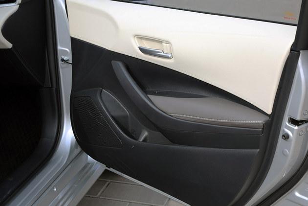 一汽丰田全新卡罗拉试驾 将均衡贯彻骨髓