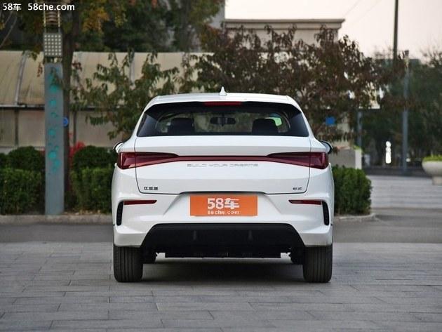 比亚迪e2上海现车价格稳定,可试乘试驾