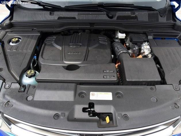 吉利缤越新能源现车热销,直降8000元