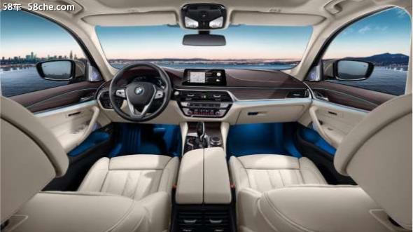创新责任 BMW 5系Li 时间很美 别再等待