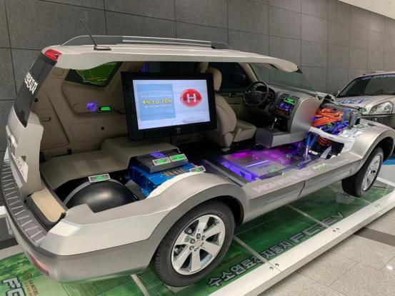 """沐鸣2平台注册登录_""""氢""""史留名 现代走在汽车发展前列"""