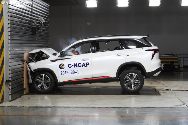 沐鸣2平台首页_2019年度C-NCAP第四批车型评价结果发布