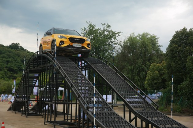 捷途X70 Coupe全国试驾会合肥站精彩开启
