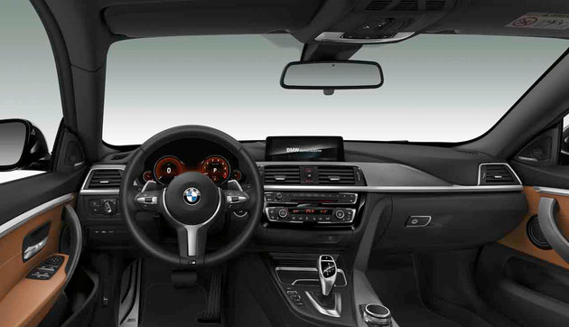 新款宝马4系四门轿跑车上市 售价35.98-44.98万元
